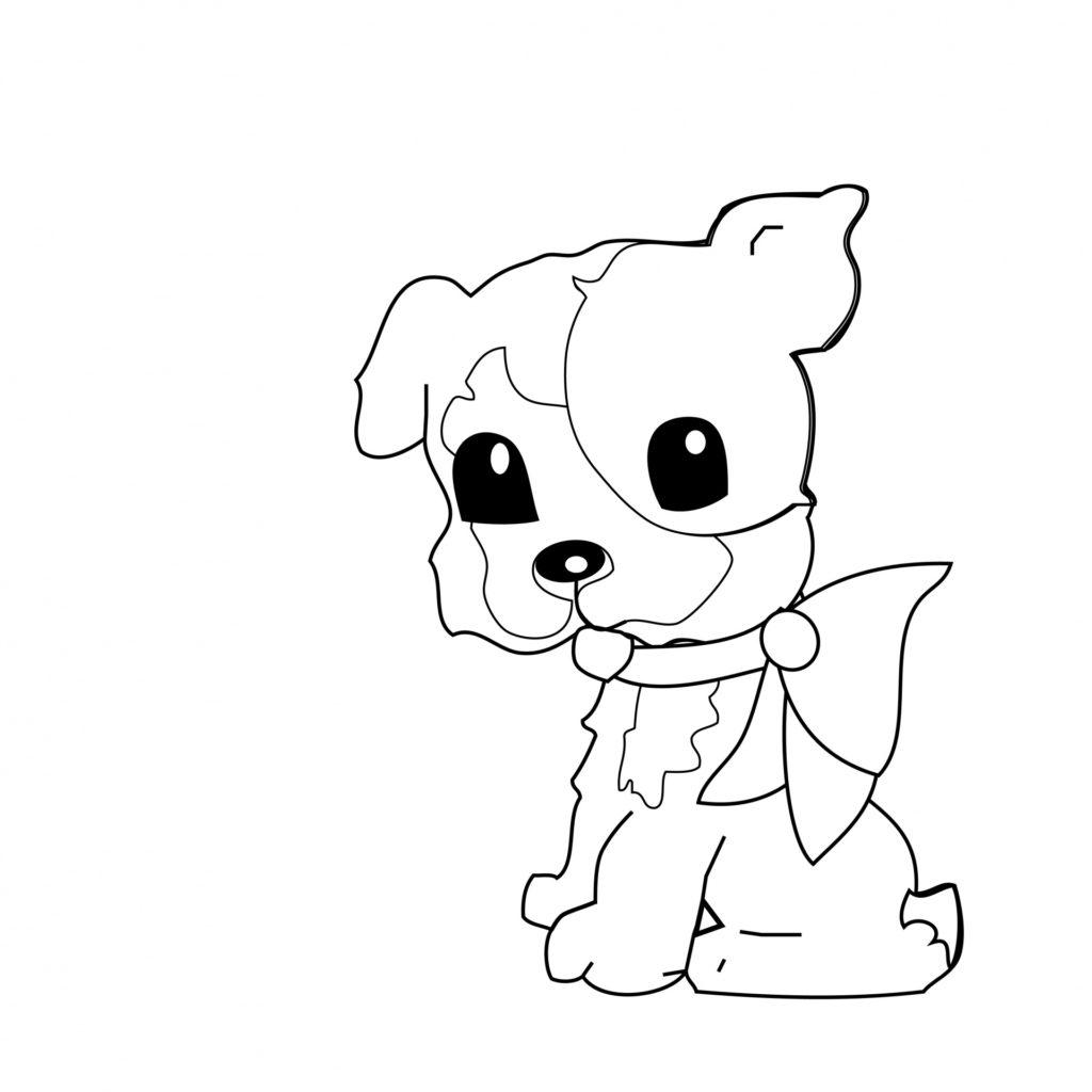 Coloriage et dessins d'animaux à imprimer