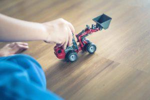 Bienfaits des jeux de construction pour enfant