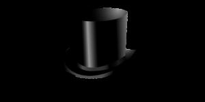 Chapeau Haut De Forme, Canne, Danse, Célébrer, Chapeau